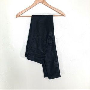 Paige Verdugo jegging black coated size 28